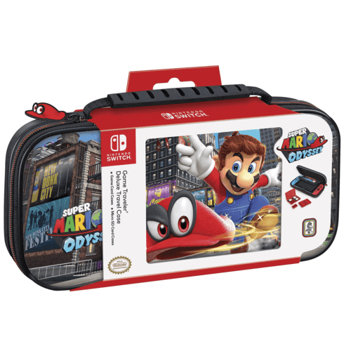 Nintendo Switch Traveler Case Mario Odyssey