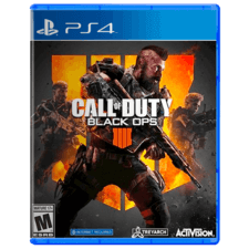 Call of Duty: Black Ops 4 - PlayStation 4 Used