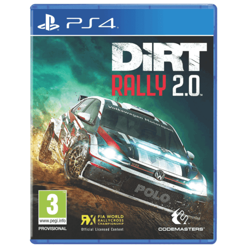 DIRT Rally 2.0 PS4 - PlayStation 4