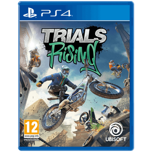 Trials Rising PS4 - Playstation 4