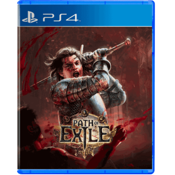 Path of Exile PS4 - Playstation 4