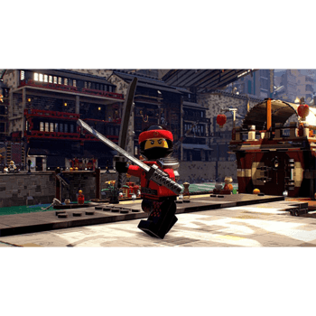 LEGO Ninjago Movie Game: Videogame + Mini Figure