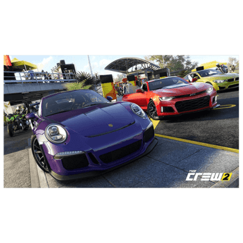 The Crew 2 Arabic Edition Playstation 4 - (PS4)