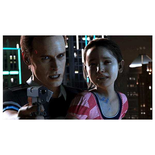 Detroit: Become Human - Arabic