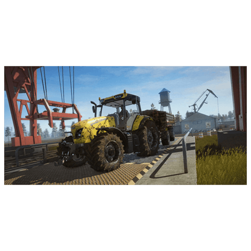 Pure Farming 2018 - PS4 PlayStation 4