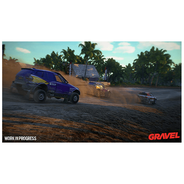 Gravel - PlayStation 4 - PS4