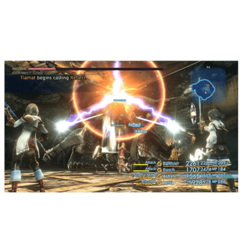 Final Fantasy XII The Zodiac Age - PS4