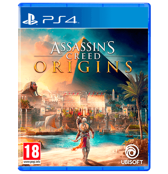 Assassin's Creed Origins Arabic PS4