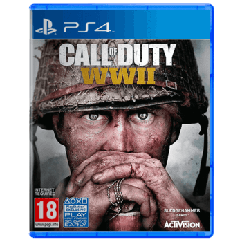 Call of Duty: WWII (Arabic Edition) - PS4