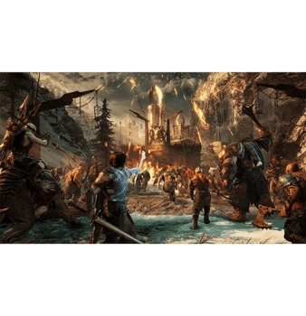 Middle-earth Shadow Of War PlayStation 4 PS4