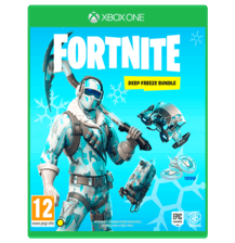 Fortnite Deep freeze bundle - xbox live
