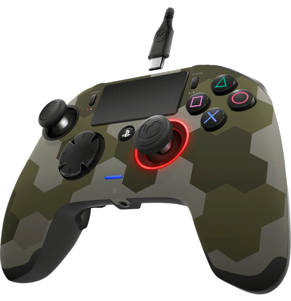 Nacon Revolution Pro Controller V2 PS4/PC - Green Camo