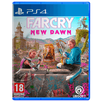 Far Cry New Dawn Used - Playstation 4