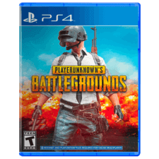 PLAYERUNKNOWN'S BATTLEGROUNDS - PUBG - PS4 used
