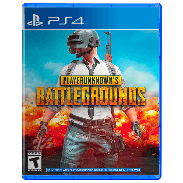 PLAYERUNKNOWN'S BATTLEGROUNDS - PS4 used