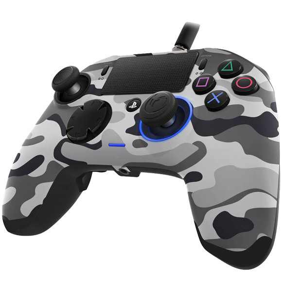 Nacon Revolution Pro Controller - Grey Camo - PS4
