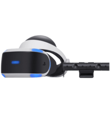 PlayStation VR + Camera + with warranty