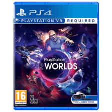 PlayStation VR Worlds - PlayStation 4 - PS4