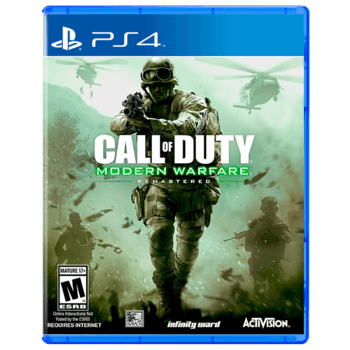 Call of Duty: Modern Warfare Remastered Used