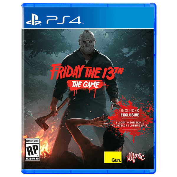 Friday the 13th: The Game - Used - PS4
