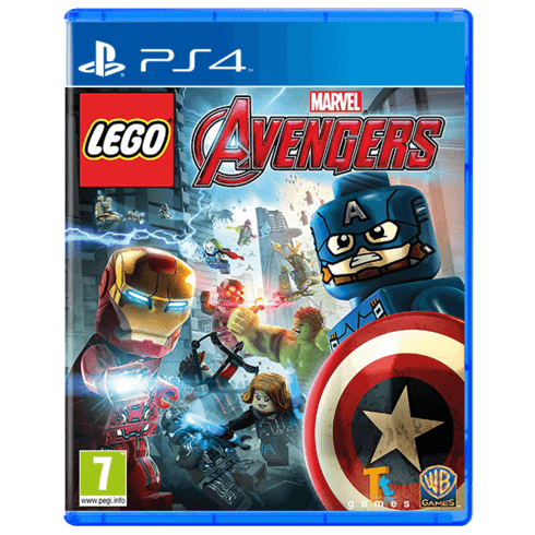 LEGO Marvel Avengers - PlayStation 4 - PS4