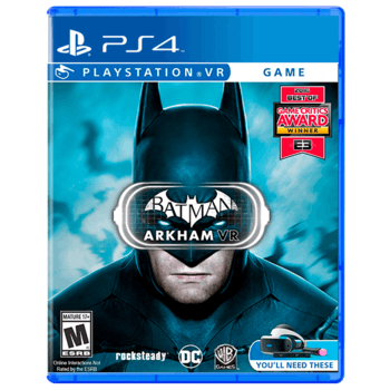 Batman: Arkham VR PS4 Used