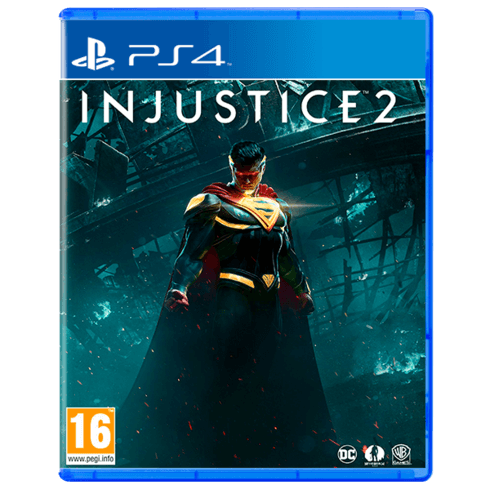 Injustice 2 PlayStation 4 - Used
