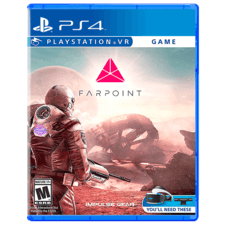 Farpoint VR PS4 - PlayStation 4