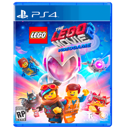 The LEGO Movie 2 Videogame Ps4 - Playstation 4