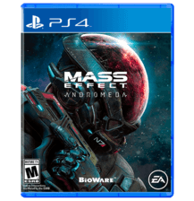 Mass Effect Andromeda (Used) PS4