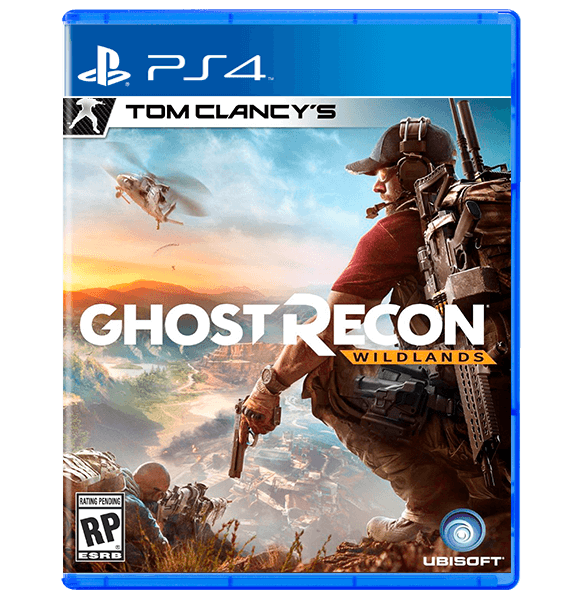 Ghost Recon Wild Lands Arabic Edition PS4