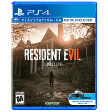 Resident Evil 7 Biohazard PlayStation 4 Used