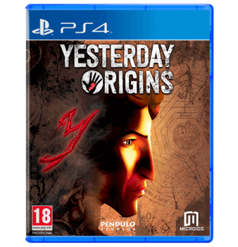 Yesterday Origins - Playstation 4
