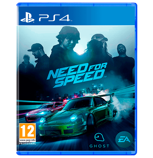 Need for Speed ( PS4 )
