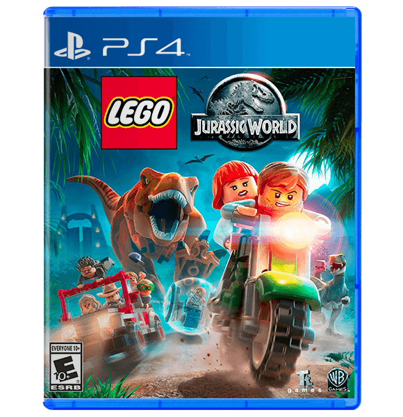 Lego Jurassic World - PlayStation 4 - Used