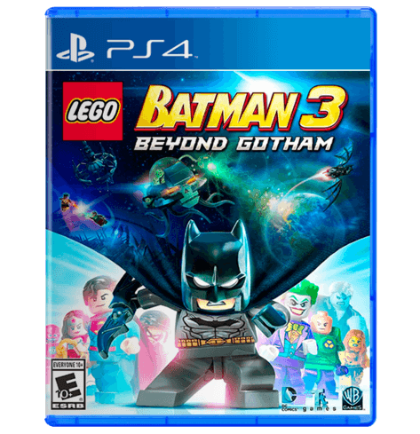 LEGO Batman 3: Beyond Gotham - PlayStation 4 (Used)