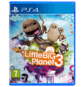Little Big Planet 3 - PlayStation 4 (Used)