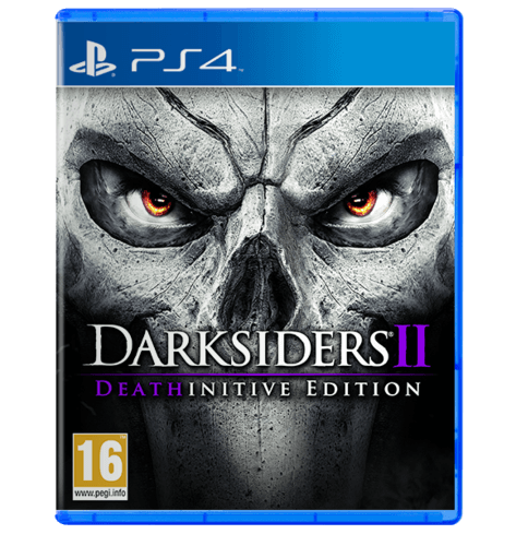 Darksiders 2 Deathinitive Edition - PS4 Used