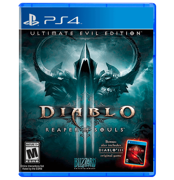 Diablo III: Ultimate Evil Edition - PlayStation 4 (Used)