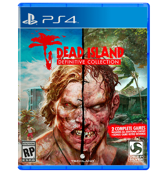 Dead island definitive edition (Used)