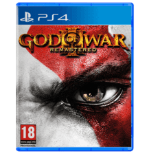 God of War 3 Remastered - PlayStation 4 (Used)