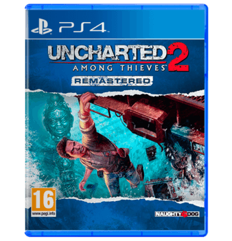 Uncharted 2: Among Thieves Remastered