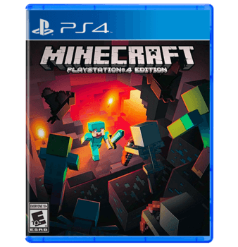 Minecraft - PlayStation 4 (Used)