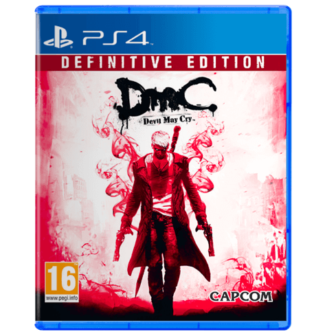 Devil May Cry Definitive Edition - PS4 Used
