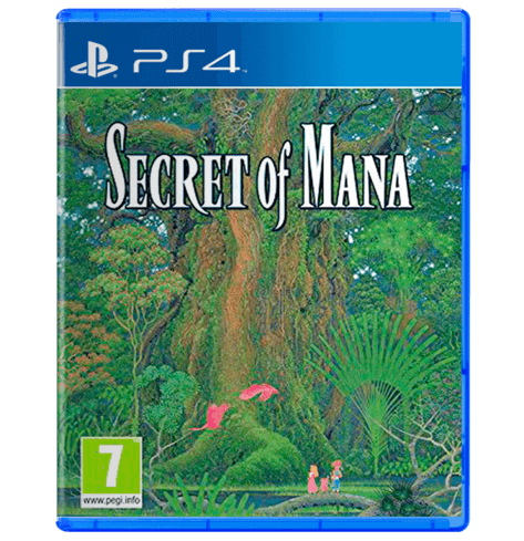 Secret of Mana - Playstation 4 (PS4)