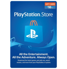 PSN $10 Card USA (physical)