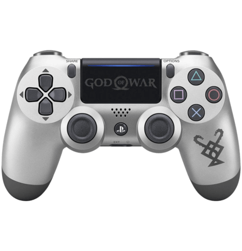 PS4 Controller - God Of War Edition - with warranty