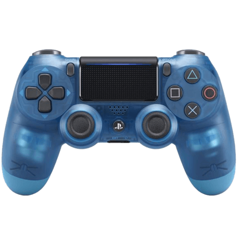 PS4 Controller Blue Crystal - with warranty