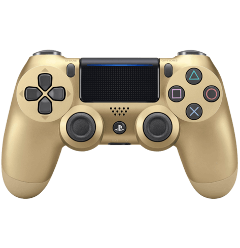 Sony PlayStation DualShock 4 Controller Gold