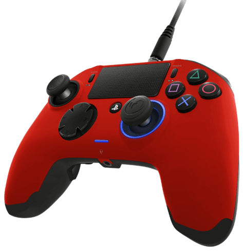 Nacon Revolution Pro Controller - Red - PS4